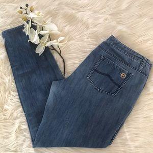 Michael Kors Skinny Jeans Blue Ligth wash Size 12